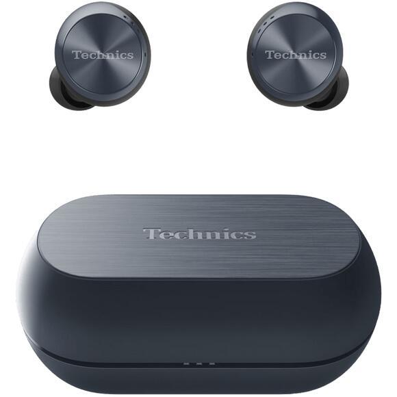Écouteurs sans fil Technics EAH-AZ70WE-K - Bluetooth et ANC, Noir