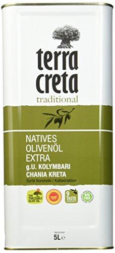 Huile D'Olive Extra Vierge Terra Creta - 5L