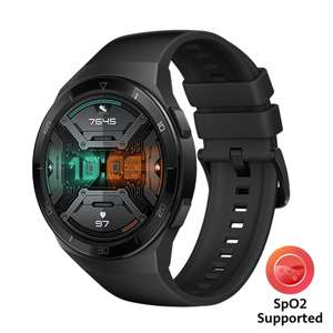Montre connectée Huawei Watch GT 2e - 46mm, Bracelet Sport