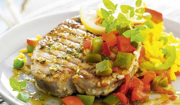25% de réduction sur une sélection de poissons - Ex : 4 steaks de thon Germon