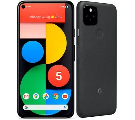 """[Clients SFR] Smartphone 6"""" Google Pixel 5 - 128 Go (Via remise sur facture de 100€)"""