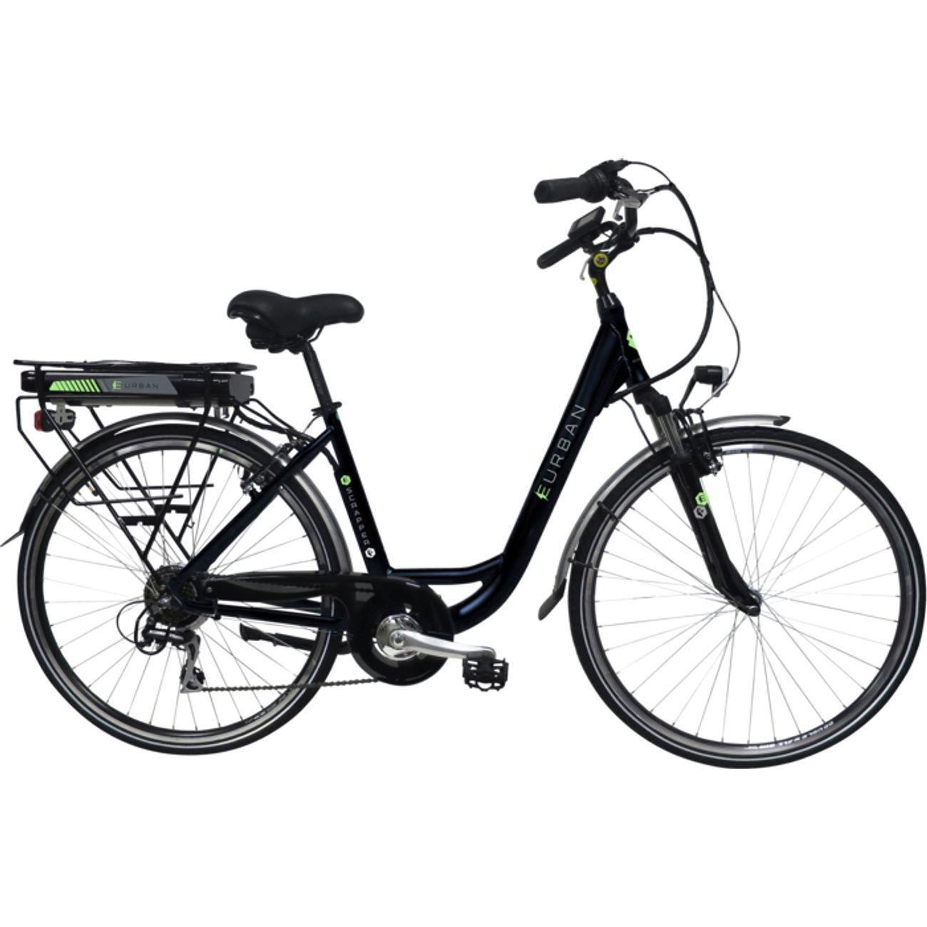 Vélo électrique E Urban Scrapper - Taille L
