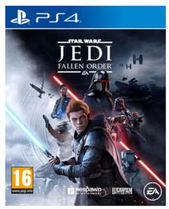Star Wars Jedi : Fallen Order sur PS4