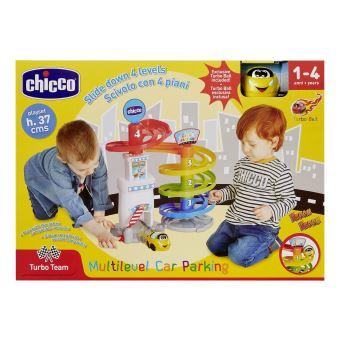 Un jouet Chicco acheté = 1 jouet offert - Ex : 2 Garages Chicco Turbo Ball Parking (Via ODR)