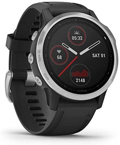Montre connectée Garmin Fenix 6S - Noir