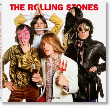 Livre The Rolling Stones It's Just a Shot Away - Édition Actualisée - Taschen.com