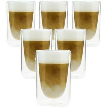 Lot de 6 verres double-paroi Pylano Mila - 6x35 cl