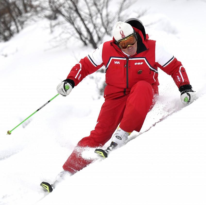 Initiation Gratuite au Ski par l'ESF + Prêt de Matériel Gratuit + Verre de Vin Chaud Offert (Le Grand-Bornand 74)