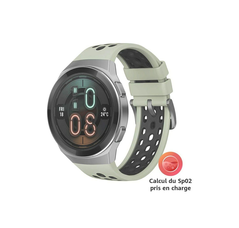 Montre Connectée Huawei Watch GT 2eme, Olive (Vendeur tiers)