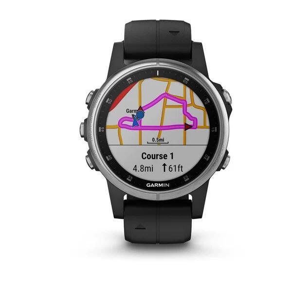 Montre GPS Garmin Fenix 5S Plus