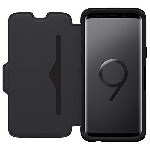 Etui Folio Anti Choc Otterbox Strada pour Samsung Galaxy S9