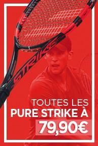 Raquettes de tennis Babolat Pure Strike