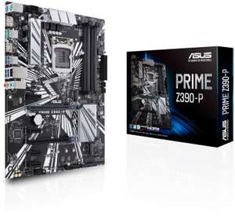 Carte mère Asus Intel Z390-P Prime - ATX