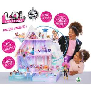 Playset Chalet Winter Disco L.O.L. Surprise (via 188.3€ fidélité)