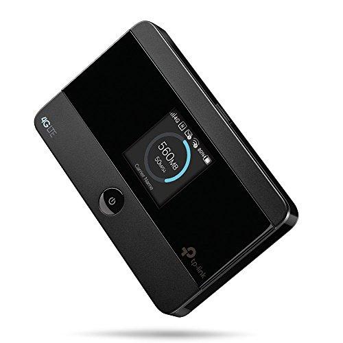 Routeur mobile TP-Link M7350 - 4G LTE-Advanced Wifi Bi-Bande, Batterie Rechargeable 2000 mAh, 1 Port Micro USB, 1 Emplacement Carte SIM