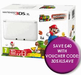 Console Nintendo 3DS XL Avec mario 3D ou mario Kart