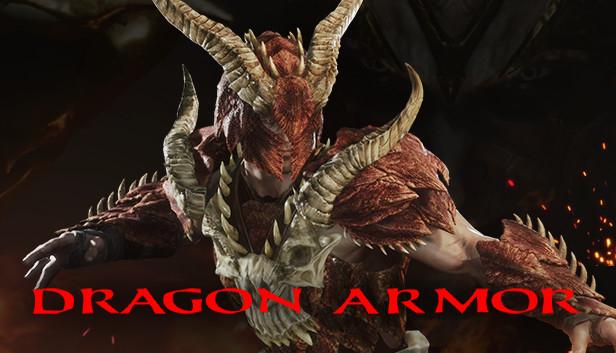 DLC Rune II: Dragon Armor Set gratuit sur PC (Dématérialisé - Steam)