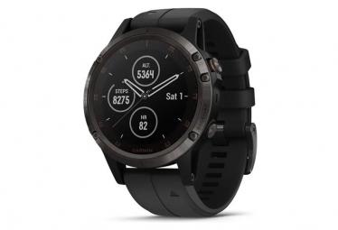 Montre GPS Garmin fenix 5 plus sapphire