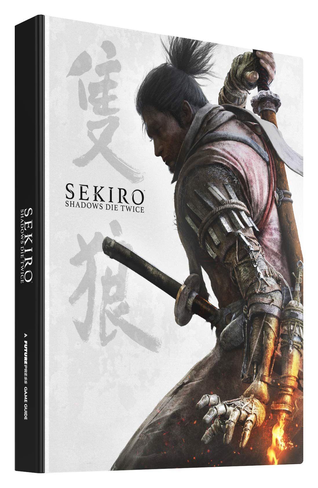 Guide officiel Sekiro Shadows die twice (import)