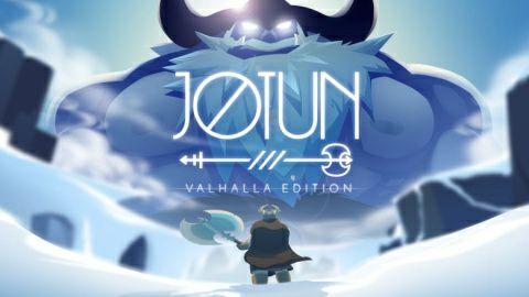 Jotun: Valhalla Edition sur PS4 (Dématérialisé)
