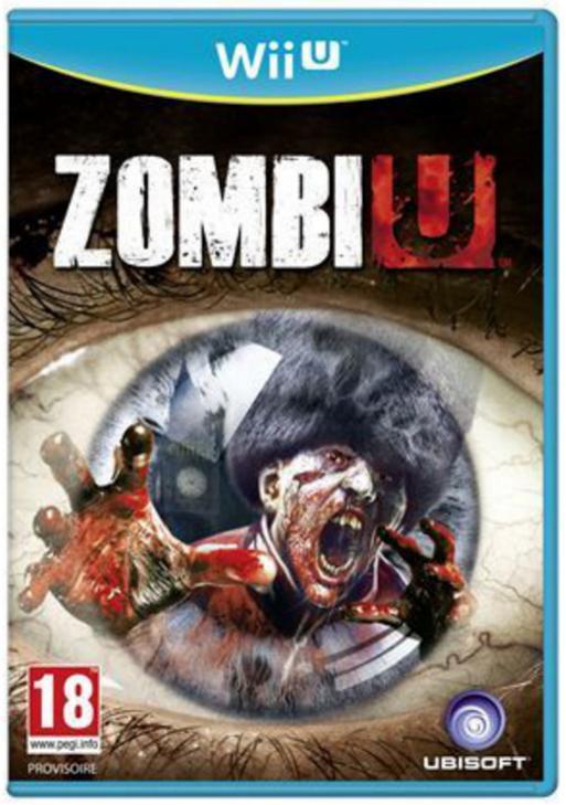 Jeu Zombi U et autre sur Nintendo Wii U
