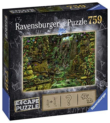 Puzzle Ravensburger 19957 - Escape 2 Temple Ankor Wat (759 pièces)