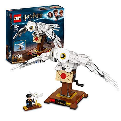Jeu de construction Lego Harry Potter Collection Chouette Hedwige (75979)