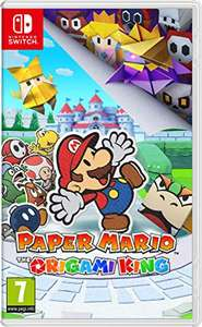 Paper Mario : The Origami King sur Nintendo Switch