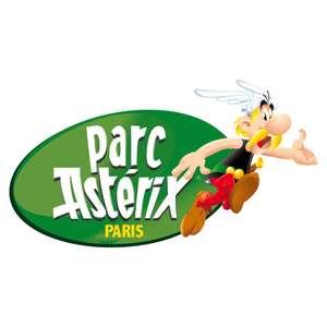 Billet Daté valable Enfant pour une entrée au Parc Astérix (ou 37€ pour Adulte)