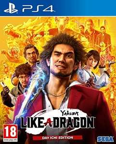 Yakuza Like A Dragon Day ICHI Edition sur PS4 et Xbox One