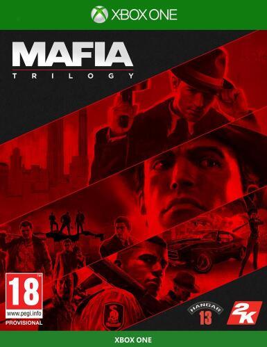 Mafia Trilogy sur Xbox One ou PS4