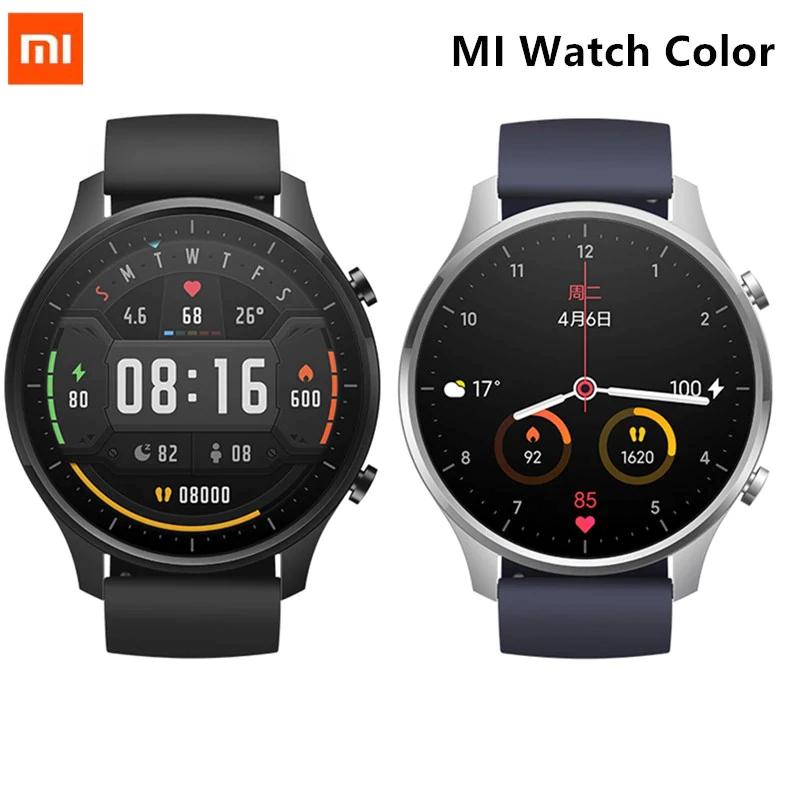 Montre Connectée Xiaomi Mi Watch Color