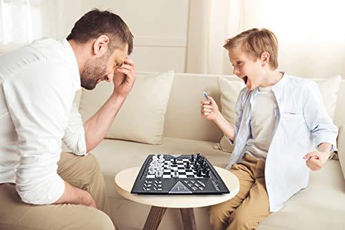 Echiquier électronique ChessMan Elite