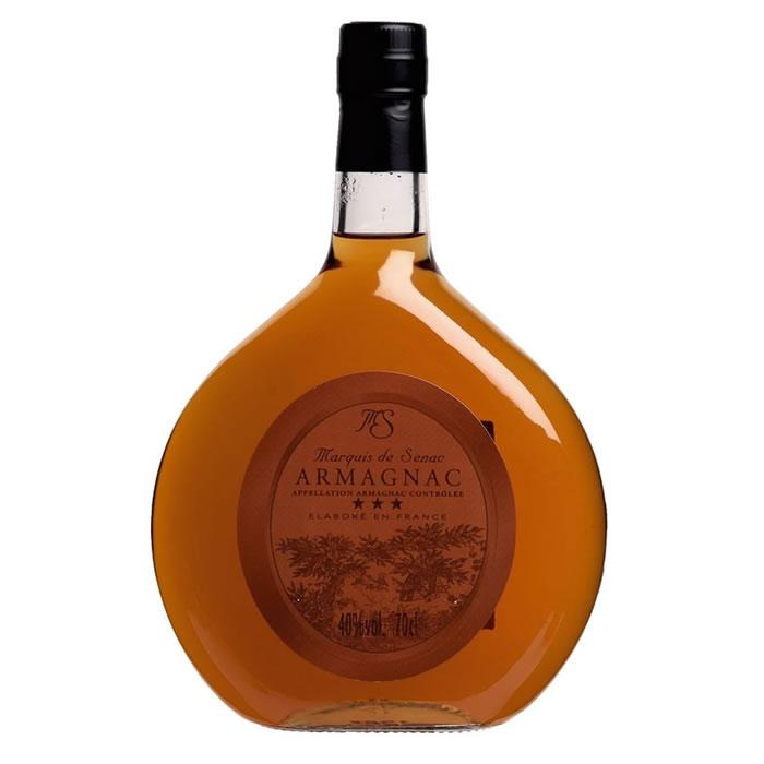Marquis de senac Armagnac 40% 70 cl - Massy (91)