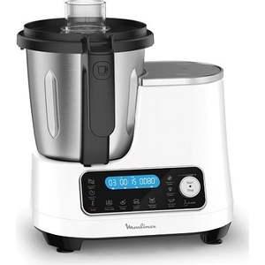 Robot cuiseur multifonction Moulinex ClickChef HF452110 - 3.6 L, 1400 W (via 200€ sur le compte fidélité)