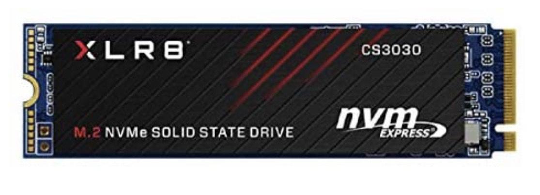 SSD Interne M.2 NVMe PNY CS3030 - 1 To