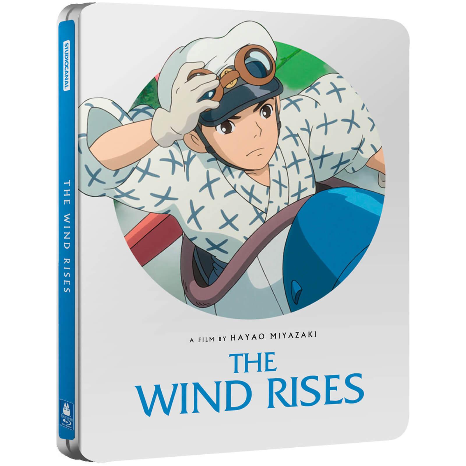 Blu-Ray Steelbook Le vent se lève (Version anglaise)