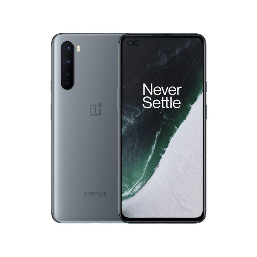 "Smartphone 6.44"" Oneplus Nord 5G - 12 Go RAM, 256 Go, Gris cendre (+ 19,97€ en Rakuten Points)"