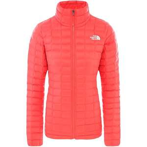 Doudoune The North Face W Eco TBall JKT Cayenne 2020 - rose (tailles XS ou M)