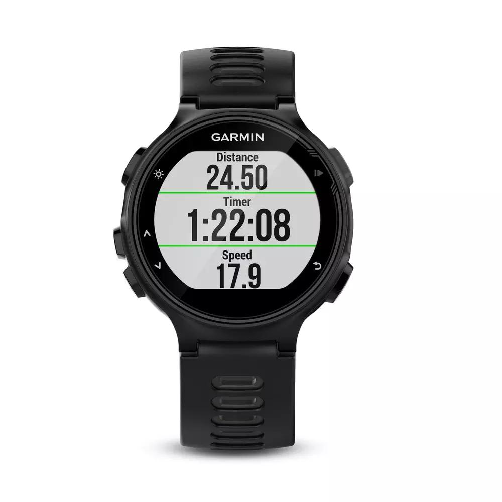 Montre GPS multisport Garmin Forerunner 735 XT - Noir