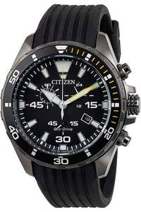 Montre homme Chrono Eco-Drive Citizen AT2437-13E - 44mm