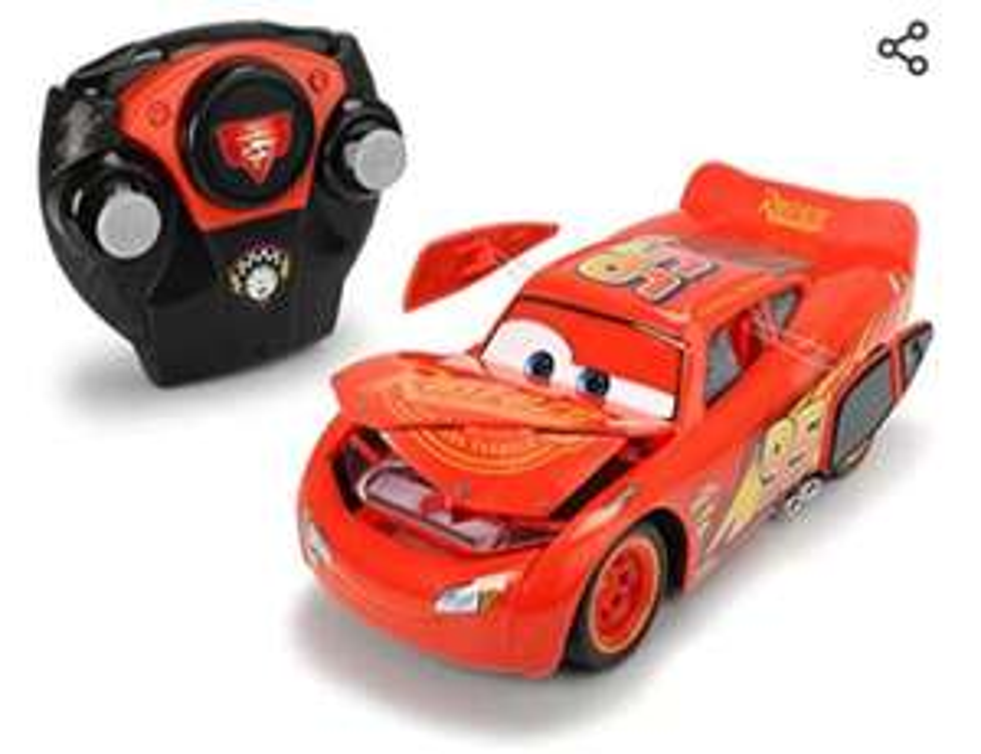 Voiture Radio Commandée Majorette - Disney Cars 3