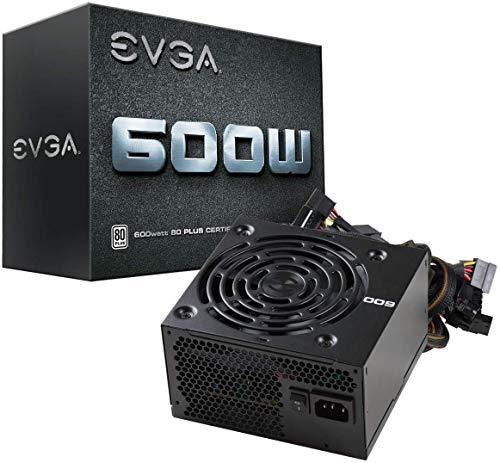 Alimentation PC EVGA 600 W1, 80+ WHITE 600W