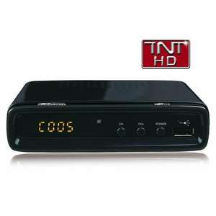 Décodeur TNT HD Takara SL99B (ODR de 10€) - Noir ou Blanc