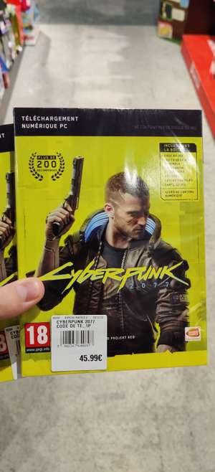 Cyberpunk 2077 sur PC - Chécy (45)