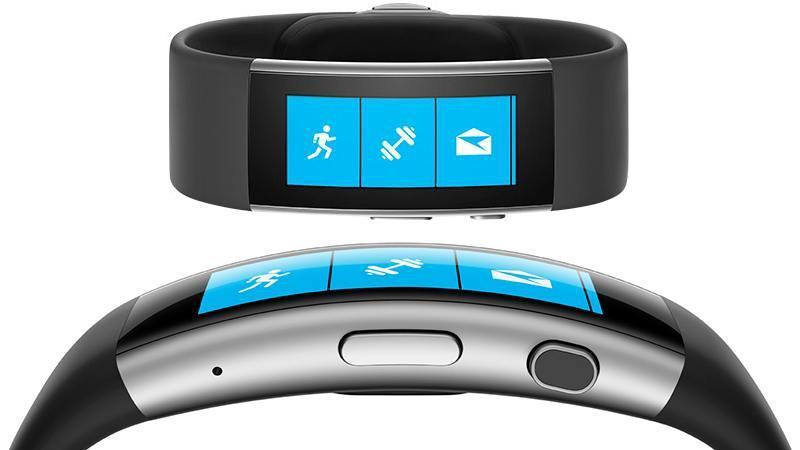 Bracelet connecté Microsoft Band 2