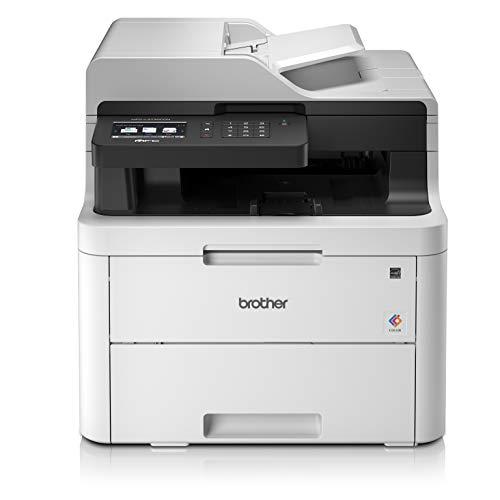 Imprimante laser couleur multifonction Brother MFC-L3730CDN