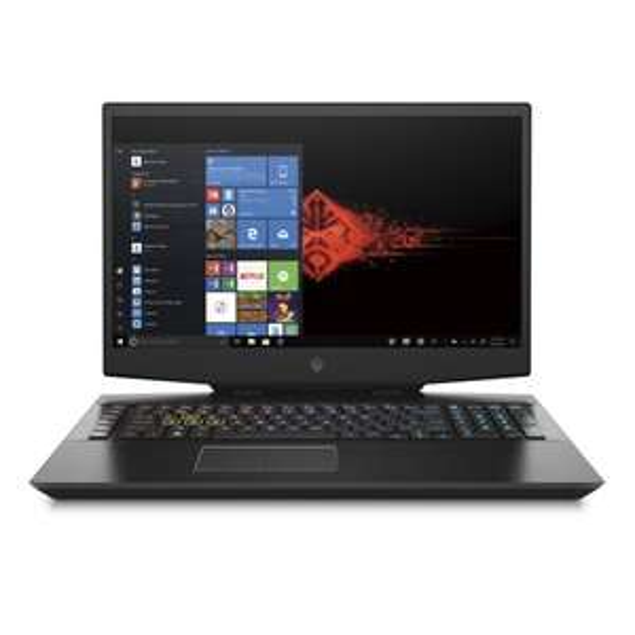 "PC Portable 17.3"" OMEN 17-cb1061nf - Full HD, i7-10750H, RAM 16 Go, HDD 1 To + SSD 256 Go, RTX 2070, Windows 10"