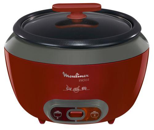 Cuiseur à riz Moulinex Inicio 2 MK156500 - 560 W, Rouge