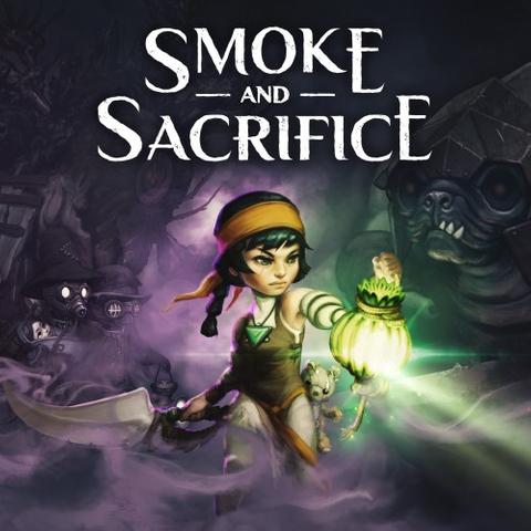 Smoke and Sacrifice sur Switch (Dématérialisé - e-Shop Afrique du Sud)